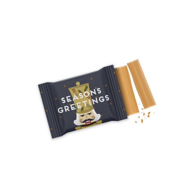 Winter Collection – 3 Baton – Gold Chocolate Bar – LIMITED EDITION